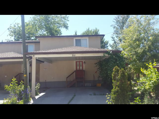 711 W JACKSON PARK PL, Salt Lake City UT 84116