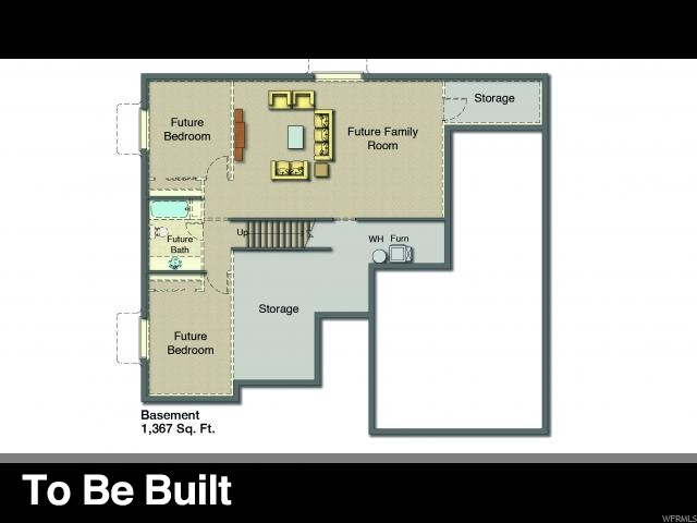 802 N Colony Dr Grantsville, UT 84029 MLS# 1615867