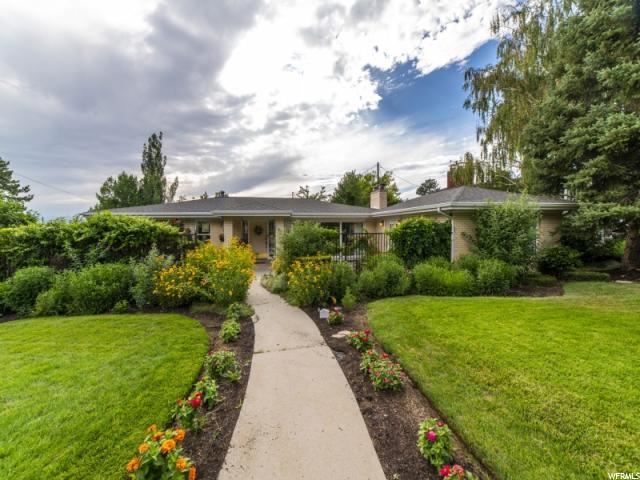 4754 S IDLEWILD RD, Salt Lake City UT 84124
