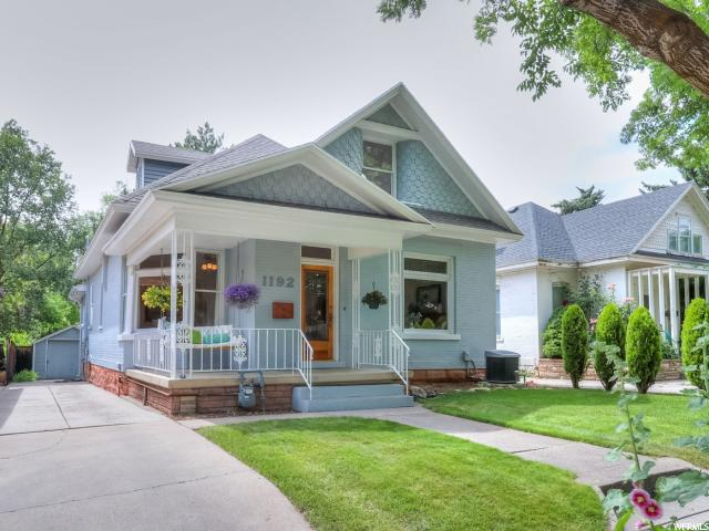 1192 S MCCLELLAND, Salt Lake City, Utah