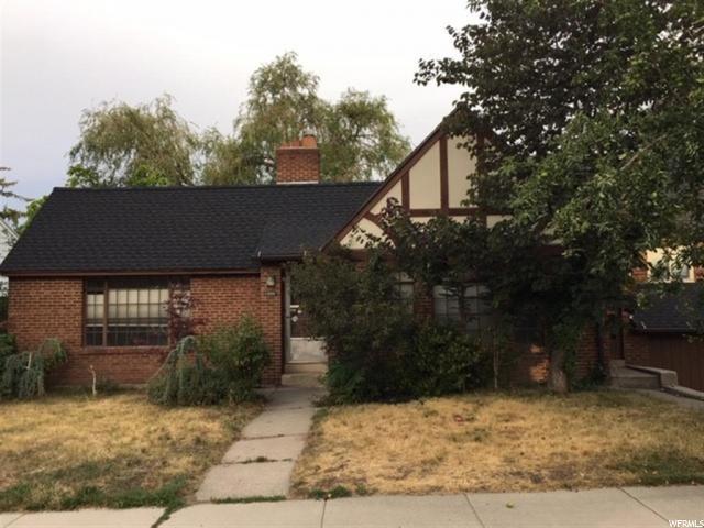1398 S 1300 E, Salt Lake City, Utah 84105, 3 Bedrooms Bedrooms, ,2 BathroomsBathrooms,Single family,For sale,1300,1623380