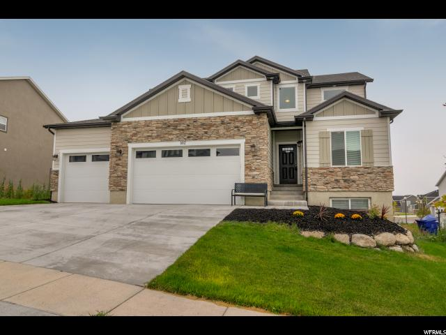 512 W DEER MEADOW DR, Saratoga Springs UT 84045