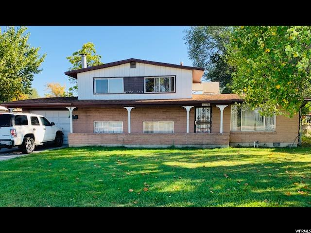 2595 W 3800 S West Valley City Utah 84119 Single Family For Sale