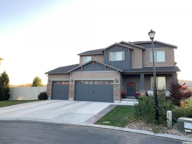 3813 N BULL HOLLOW WAY, Lehi UT 84043