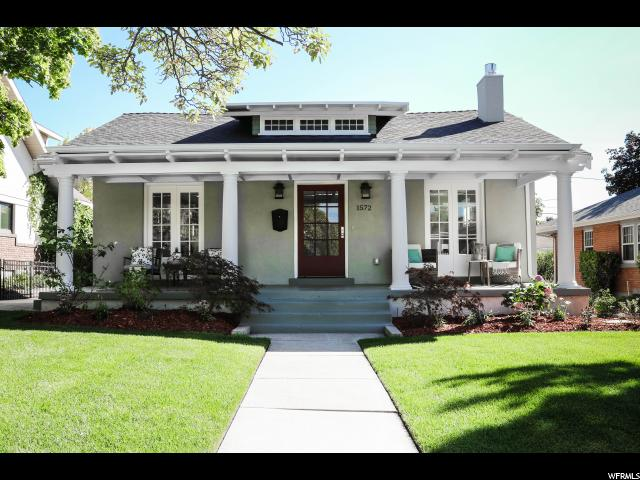 1572 E HARVARD AVE, Salt Lake City UT 84105