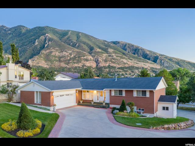 2216 E HIGH MOUNTAIN DR, Sandy UT 84092