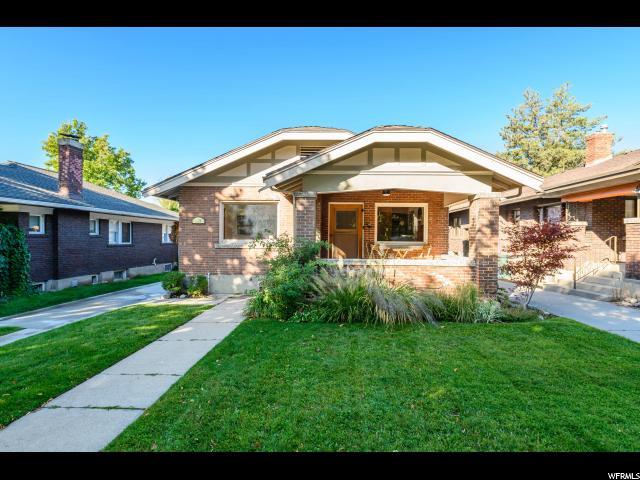 1028 S 1300 E, Salt Lake City, Utah 84105, 5 Bedrooms Bedrooms, ,2 BathroomsBathrooms,Single family,For sale,1300,1635012