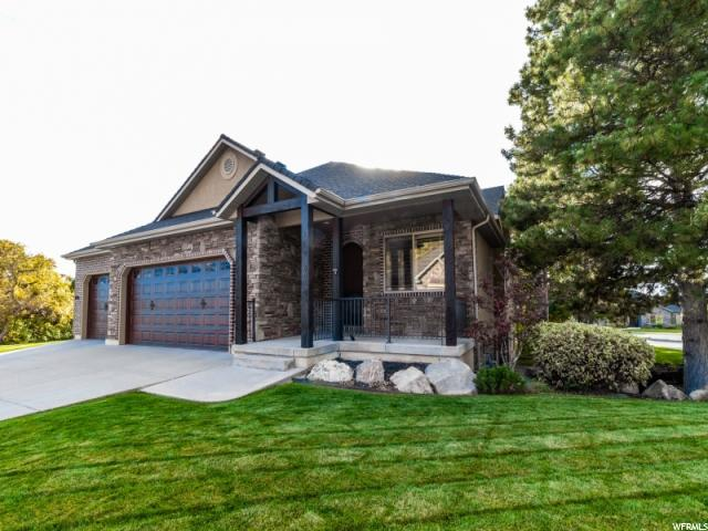 1856 MOUNTAIN PINES LN, Ogden in Weber County, UT 84403 Home for Sale