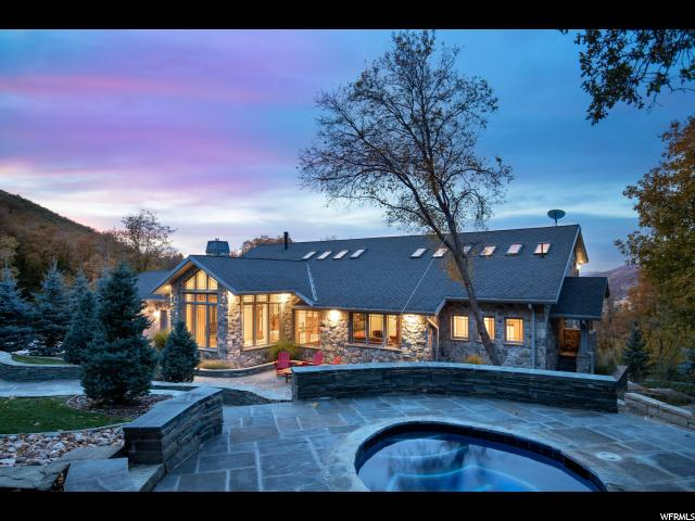 3036 CAVE HOLLOW WAY, one of homes for sale in Bountiful