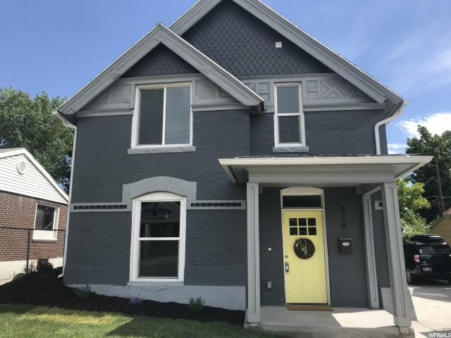 318 E 1300 S, Salt Lake City UT 84115