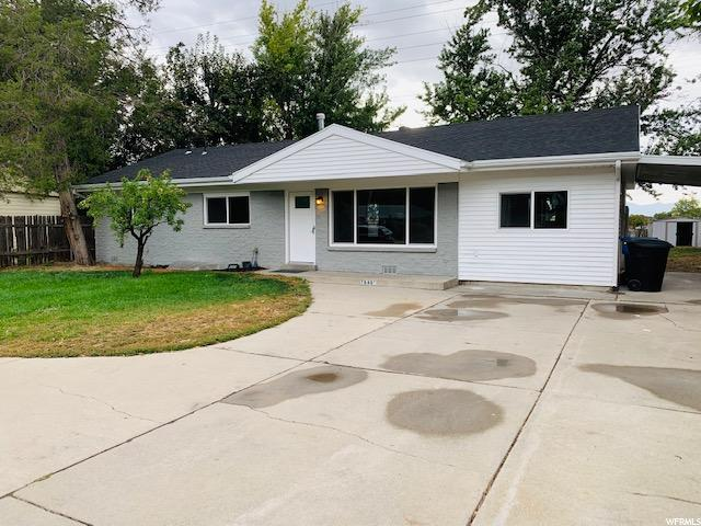 7640 S 2325, Cottonwood Heights UT 84121