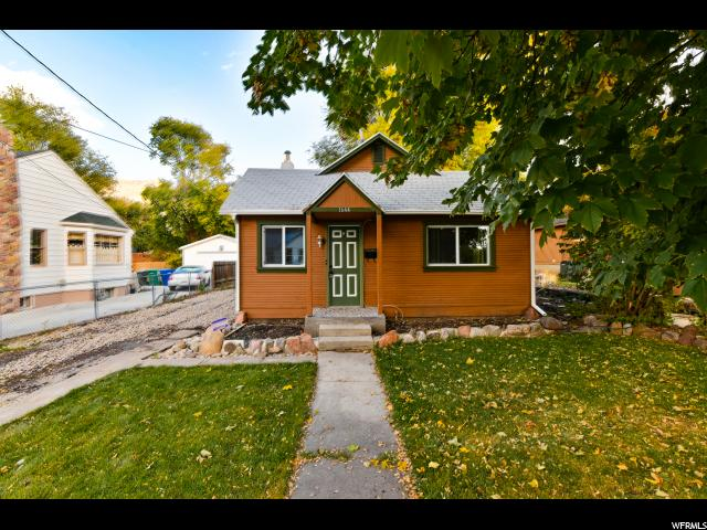 1644 LIBERTY AVE, Ogden in Weber County, UT 84401 Home for Sale