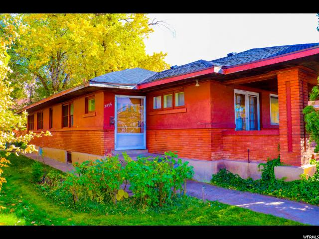 2456 HARRISON BLVD, Ogden in Weber County, UT 84401 Home for Sale