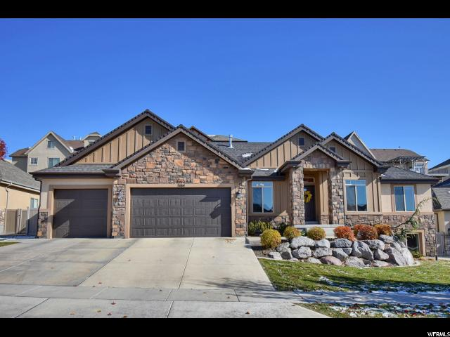 5164 N GREY HAWK DR, Lehi UT 84043