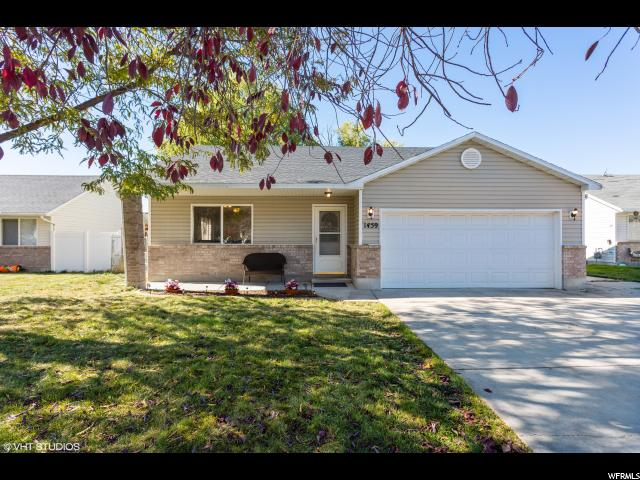 1459 GRAMERCY AVE, Ogden in Weber County, UT 84404 Home for Sale