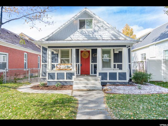 1352 S LINCOLN S- Salt Lake City- Utah 84105, 4 Bedrooms Bedrooms, ,1 BathroomBathrooms,Single family,For sale,LINCOLN,1639739