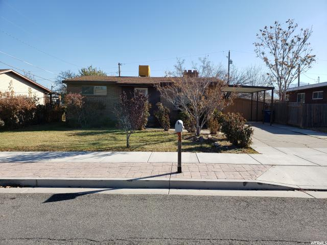 4255 S 3425 W, West Valley City UT 84119