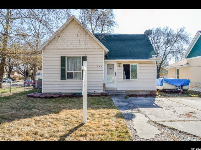 887 20TH ST, Ogden in Weber County, UT 84401 Home for Sale
