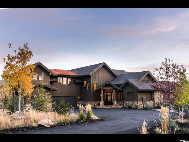 2063 SADDLEHORN DR, Park City UT 84098