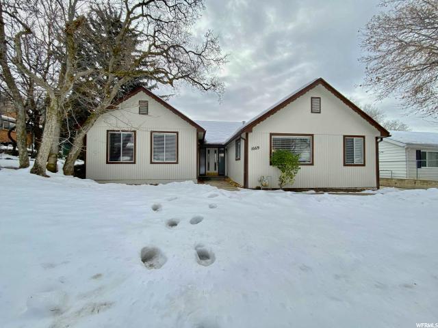 1669 SWAN, Ogden in Weber County, UT 84401 Home for Sale