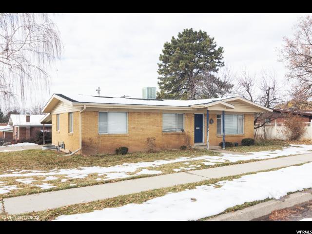 4085 VAN BUREN AVE, Ogden in Weber County, UT 84403 Home for Sale