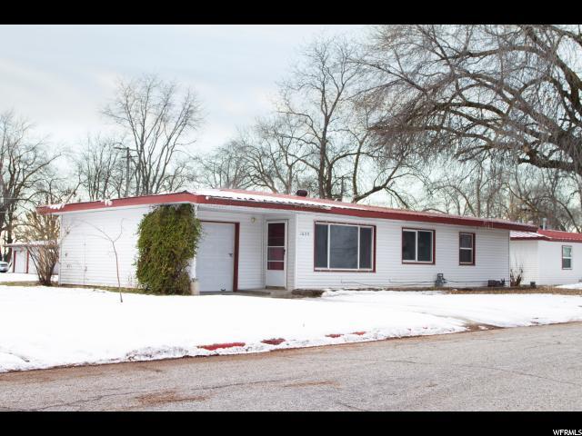 1029 GOODYEAR AVE, Ogden in Weber County, UT 84404 Home for Sale