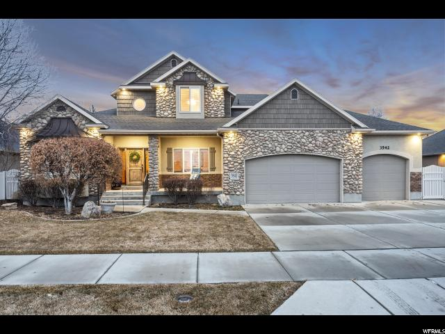 3542 W VIA SUDESTE WAY, South Jordan UT 84095