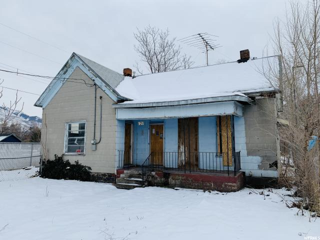121 27TH ST, Ogden in Weber County, UT 84401 Home for Sale