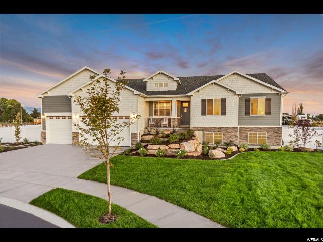 3985 5600  MODEL, Hooper, Utah 3 Bedroom as one of Homes & Land Real Estate