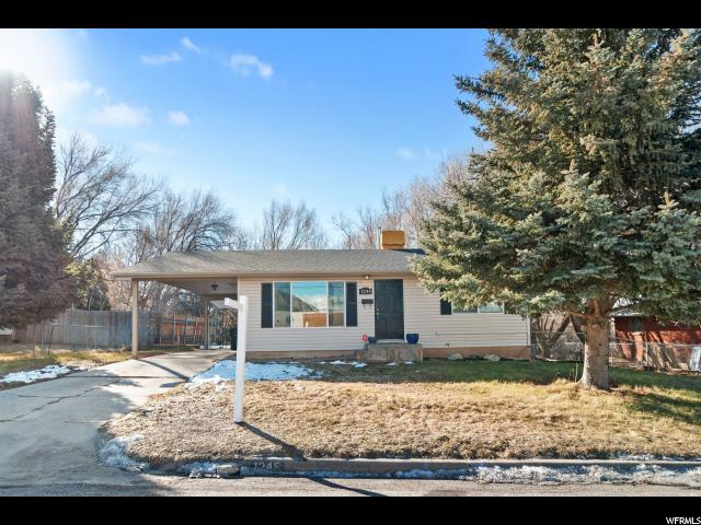 1245 21ST ST, Ogden in Weber County, UT 84401 Home for Sale