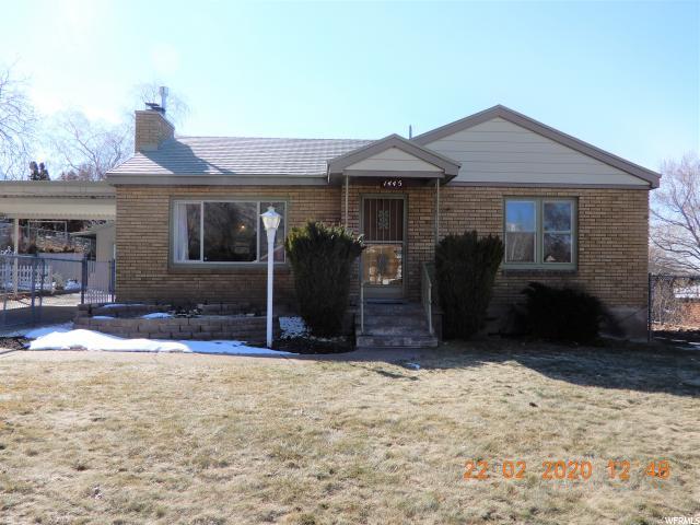 1445 DOUGLAS ST, Ogden, Utah
