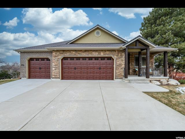 1856 MOUNTAIN PINES LN., Ogden in Weber County, UT 84403 Home for Sale