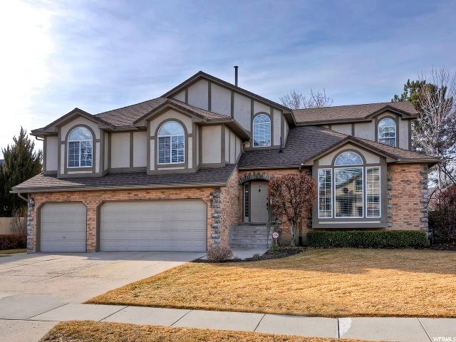 8846 S Renegade E RD, Sandy, Utah 84093, 5 Bedrooms Bedrooms, ,4 BathroomsBathrooms,Single family,For sale,S Renegade E RD,1659685