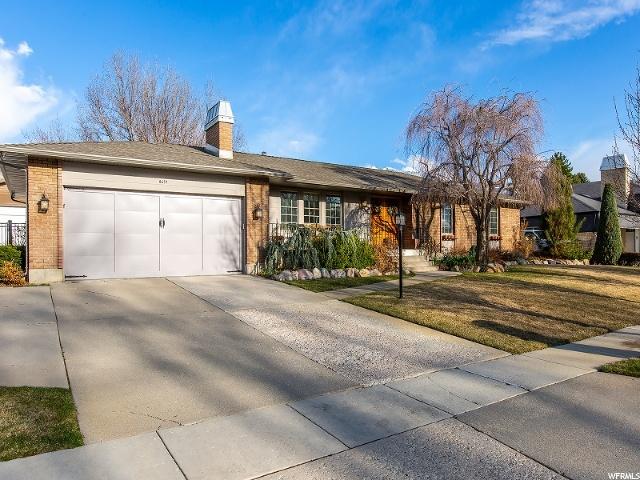 8657 S Buena Vista E DR, Sandy, Utah 84094, 5 Bedrooms Bedrooms, ,4 BathroomsBathrooms,Single family,For sale,S Buena Vista E DR,1663319