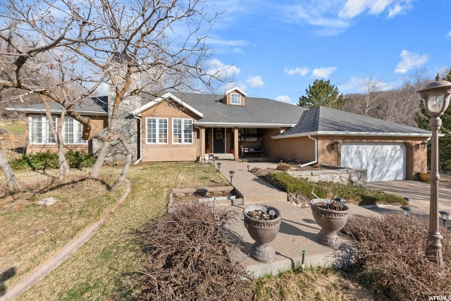 2891 OAKWOOD DR, Bountiful in Davis County, UT 84010 Home for Sale