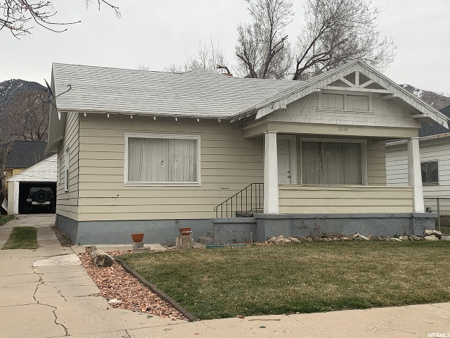 2110 QUINCY AVE, Ogden in Weber County, UT 84401 Home for Sale