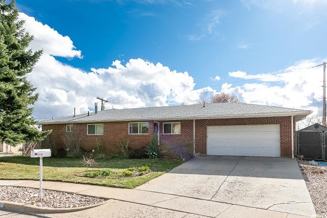 971 HENDERSON DR, Ogden, Utah
