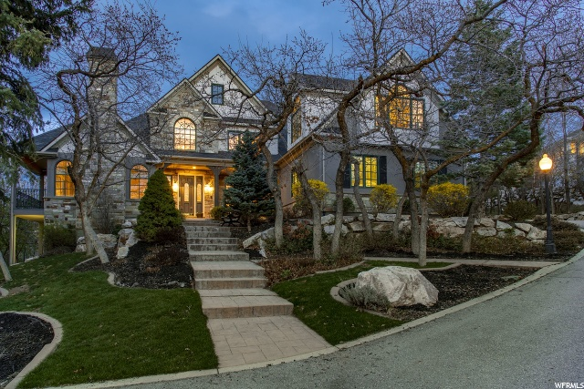 2649 OAKWOOD DRIVE, one of homes for sale in Bountiful