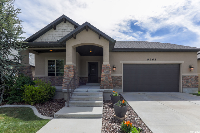 9263 S BRIGHTON VIEW DR, Sandy UT 84070