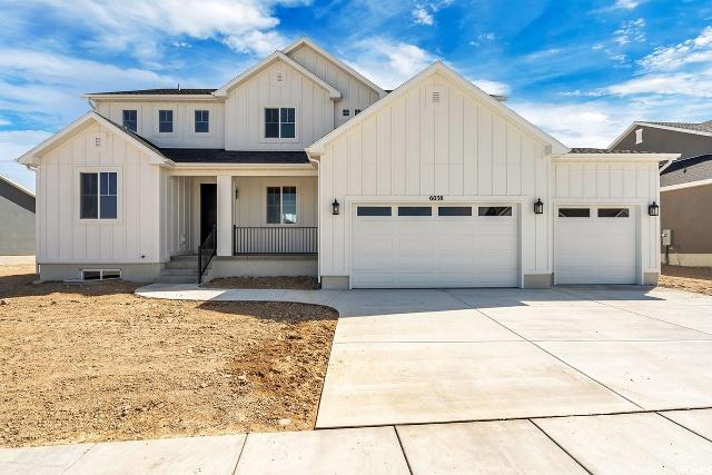 6038 4400  36, Hooper, Utah 4 Bedroom as one of Homes & Land Real Estate