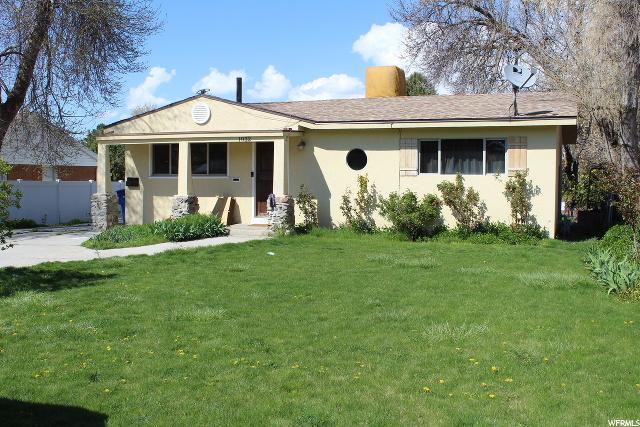 1032 CHATELAIN RD, Ogden, Utah
