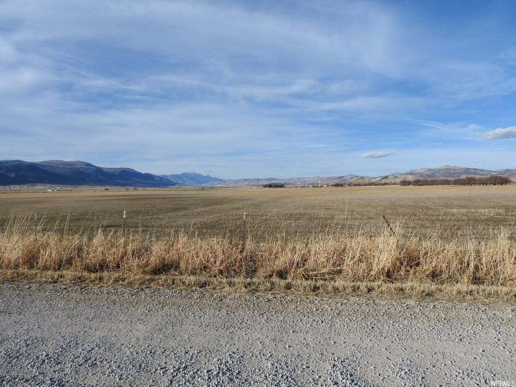 This is some of the finest pasture in the Sanpete County area and also yields up to 120 ton of grass hay. There are 10 shares of irrigation water included with this offering and graveled frontage on the south side and asphalt frontage on the east side of this excellent land parcel/located just west of Moroni Feed Company.