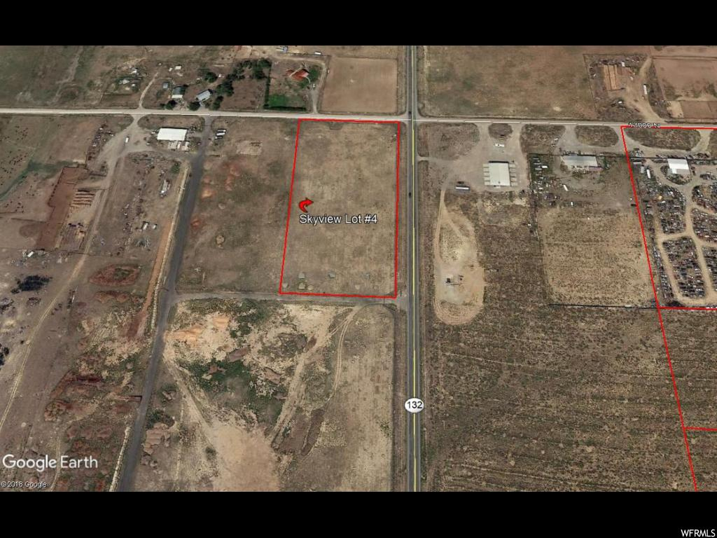 Corner Lot in Sanpete County South Chester on Highway 132. Great location and visibility for your business location. Water is by well not yet drilled.   Water right # 65-3508  application # A28415