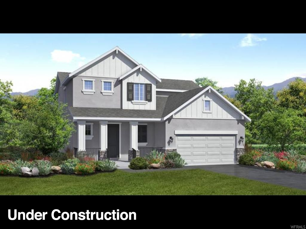 Welcome home to this beautiful and affordable, two story home with views of lake from bonus room upstairs.  Cozy up to the fireplace, enjoy cooking with gas appliances, white cabinets, granite in kitchen.  Anticipated completion May 2019
