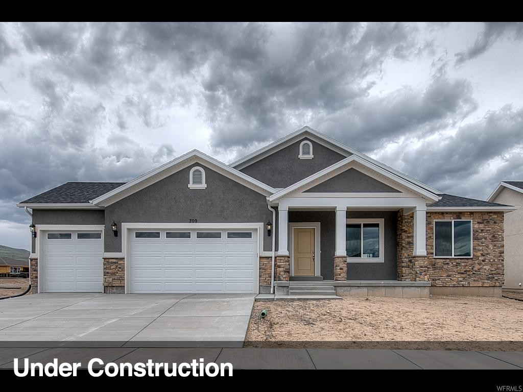 Beautiful Rambler Home in Legacy Farms. Home complete June 2019. Neighborhood features a pool, clubhouse, parks and trails. Pictures are of a similar home with different colors. Ask about our $4,000 Affiliated Lender Incentive.