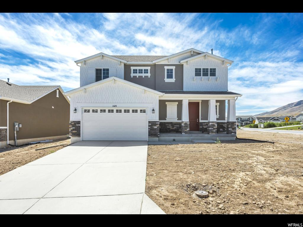 Beautiful 2 story home.  White cabinets, granite and quartz through out, wood laminate flooring.  Must see!  Square footage figures are provided as a courtesy estimate only and were obtained from builder.  Buyer is advised to obtain an independent measurement.