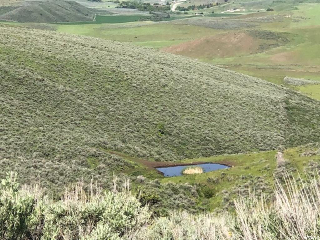 160 acres near Deep Creek Reservoir.  Outstanding views.  Great hunting property.  A portion of this ground is still in CRP.  Close to the base of Oxford Mountain. Property is adjacent to BLM.  Deer, elk, upland game birds.