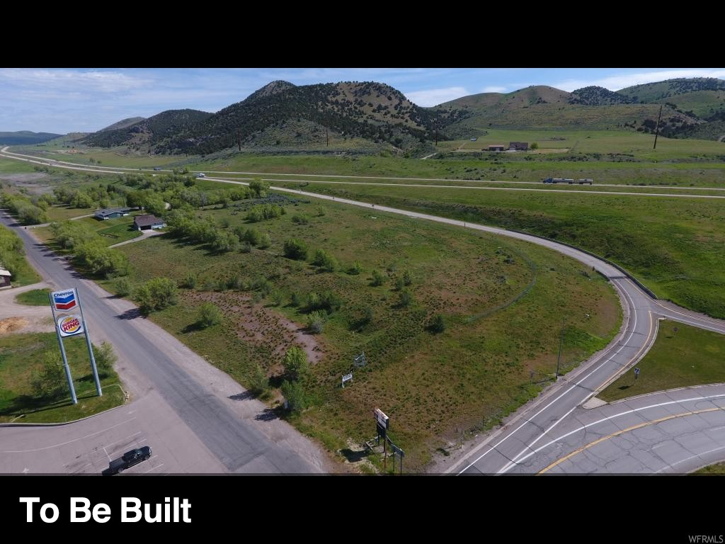 4.8 acres of commercial property right off of Interstate 15, Exit 13.  Prime location for many types of businesses.  High traffic area.