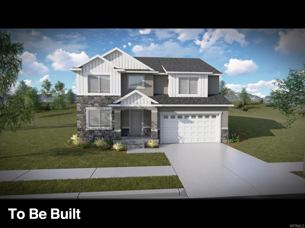 Quailhill at Mt. Saratoga is a fantastic community featuring single family homes, townhomes, and condos. Mt. Saratoga is a master-planned community that will feature future parks, trails, and open space. Quailhill is in close proximity to Utah Lake, The Ranches Golf Club, stores, and restaurants. Easy access to Pioneer Crossing also allows for an easy commute. NATALIE FLOOR PLAN.
