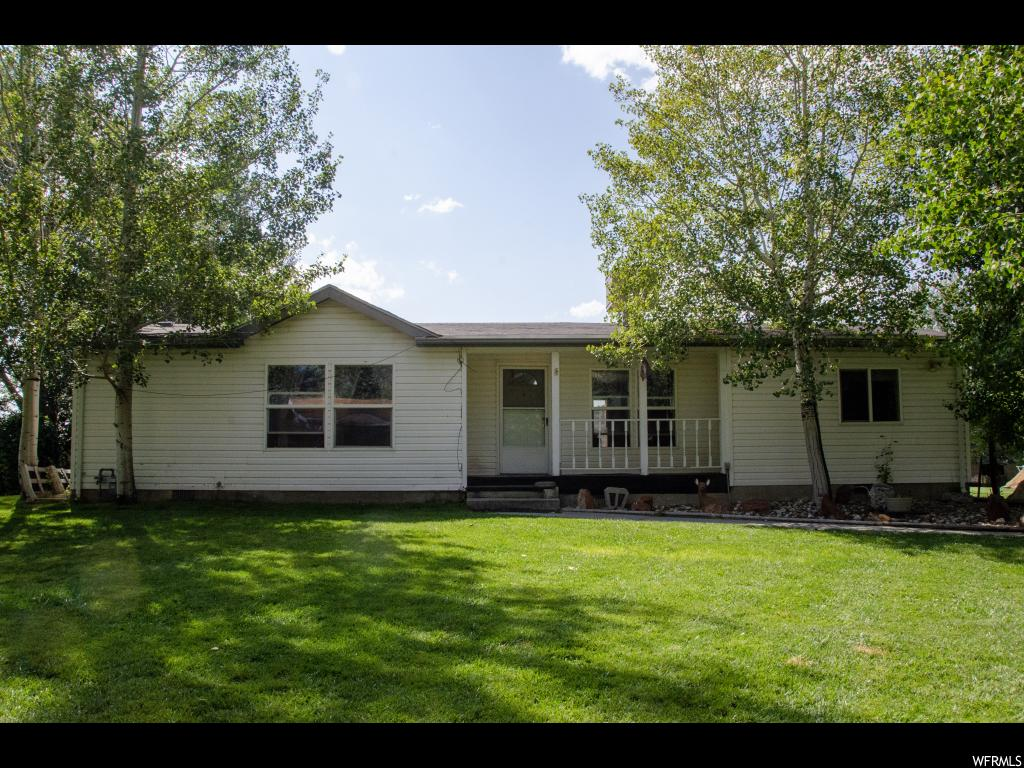 Beautiful Location makes this Home a must see. This modular home sets on 4.98 Acres with mature trees and a wonderful yard with it's own well.  This sale will include a specialty meat/butcher shop priced at $305,000 to serve one of the fastest-growing parts of the county, located on Highway 89. Home to be sold with Commercial MLS#1630591